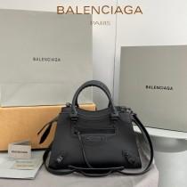 BALENCIAGA-01  巴黎世家 原單CUAG系列中號機車包