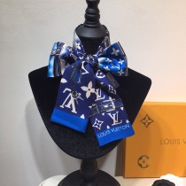 Lv最新雙層束發帶 綁帶 領結 飄帶各種多用途