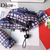 DIOR 迪奧 超輕五折口袋傘 僅18cm