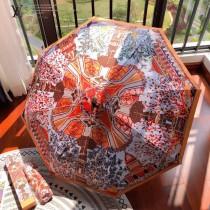 Lv路易威登專櫃夏季新款全自動折疊晴雨傘