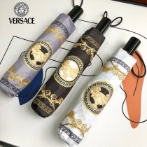 範思哲 VERSACE 黃金雙獅奢華時尚單品遮陽傘雨傘