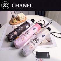 CHANEL 香奈兒 飾品寶石系列遮陽傘雨傘