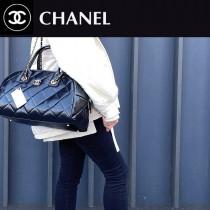 CHANEL AS2223-01  香奈兒 21早春度假系列最美旅行袋保齡球包