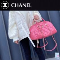 CHANEL AS2223-02  香奈兒 21早春度假系列最美旅行袋保齡球包