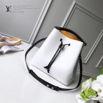 LV原版皮M54369-4 EPI水波紋NOE水桶包