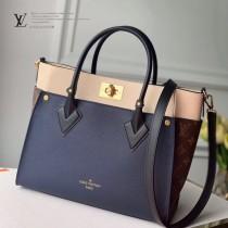 LV頂級原單 新款M53823 On My Side 手袋購物袋
