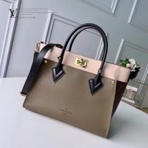 LV頂級原單 新款 M53823-1 On My Side 手袋購物袋