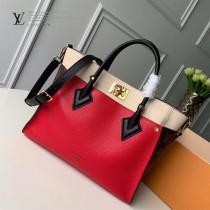 LV頂級原單 新款 M53823-2 On My Side 手袋購物袋