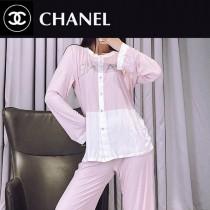 CHANEL香奈兒新款官網同步發售超值2件套 長褲 開衫長袖