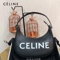 CELINE 賽琳 193952-2 正品級AVA TRIOMPHE全皮印花手袋復古腋下包lisa同款