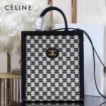 CELINE 賽琳 192082-7 原單  最新CABAS TRIOMPHE凯旋购物袋
