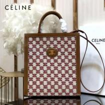 CELINE 賽琳 192082-6 原單  最新CABAS TRIOMPHE凯旋购物袋