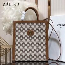 CELINE 賽琳 192082-4 原單  最新CABAS TRIOMPHE凯旋购物袋