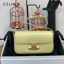 CELINE 賽琳 194143-002   Triomphe Shoulder Bag 最新款凱旋門腋下包肩背包