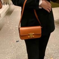 CELINE 賽琳 194143-004   Triomphe Shoulder Bag 最新款凱旋門腋下包肩背包