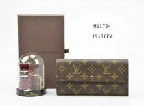 M61734-001 經典款原版皮信封錢包