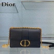 Dior迪奧 9208-01  原單30 Montaigne 蒙田包 鏈條斜挎包