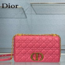 Dior迪奧 9243-02   原版皮大號Caro 手袋