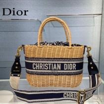 Dior  迪奧 新款 Dior Wicker 篮子包
