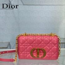 Dior迪奧  9241-02  原版皮小號Caro 手袋