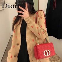 Dior迪奧  9241-06  原版皮小號Caro 手袋