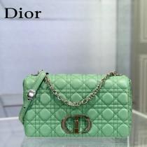 Dior迪奧 9243-01   原版皮大號Caro 手袋