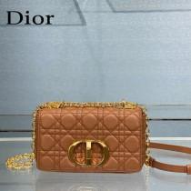 Dior迪奧  9241-01  原版皮小號Caro 手袋