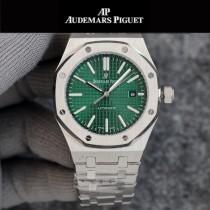 AP愛彼 橄欖綠 V7版本 改原裝夾板機芯皇家橡樹15500系列