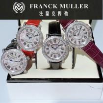 FM法拉克穆勒 FRANCK MULLER 圓形系列時尚腕表