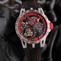 羅傑杜彼 ROGER DUBUIS 豪爵Excalibur 王者系列自動上鏈機芯手表
