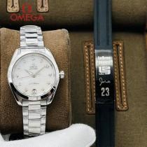 歐米茄-03  OMEGA海馬系列原單女神腕表