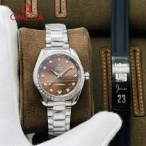 歐米茄OMEGA-002  海馬系列原單女神腕表