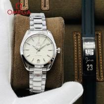 歐米茄OMEGA-01  海馬系列原單女神腕表