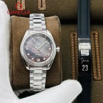 歐米茄OMEGA-003  海馬系列原單女神腕表