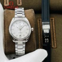 歐米茄OMEGA-001  海馬系列原單女神腕表