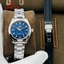 歐米茄OMEGA-04  海馬系列原單女神腕表