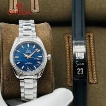 歐米茄-003 OMEGA海馬系列原單女神腕表