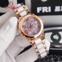 OMEGA歐米茄蝶飛系列最佳女款機械腕表