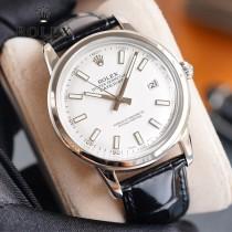 ROLEX勞力士超薄鍋蓋設計商務腕錶