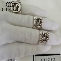 Gucci古馳戒指 雙G戒指 Blind for love系列情侶戒指