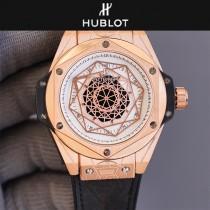 宇舶 HUBLOT 進口西鐵城純新8215改定製版 HUB1213 型機械機芯新款手錶
