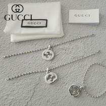 Gucci雙G手鏈 古馳手鏈男女同款雙G手鏈展現著青春時尚,不亞於任何款
