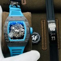 理查德米勒RICHARD MILLE碳纖維限量款RM055阿布紮比亞斯碼頭賽道全球限量腕表