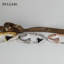寶格麗BVLGAR手鐲 黑瑪瑙扇形手鐲