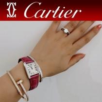 Cartier 卡地亞 JUSTE UN CLOU 釘子系列 滿鉆釘子手鐲
