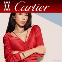 Cartier卡地亞霸氣花斑黑豹鑲鉆手鐲 豹手鐲 Panthere de Cartier豹子手鐲