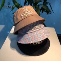 FENDI 芬迪 老花系列漁夫帽