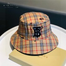 Burberry博柏利官網高版出貨,新款漁夫帽11出版