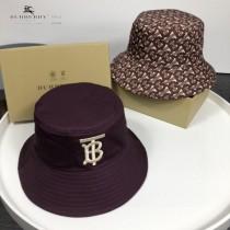 Burberry巴寶莉新款漁夫帽
