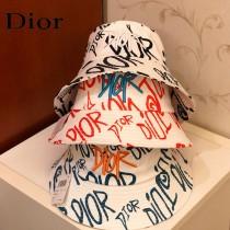 Dior迪奧百搭漁夫帽太陽帽
